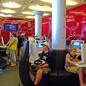 Интернет-кафе Суздаля