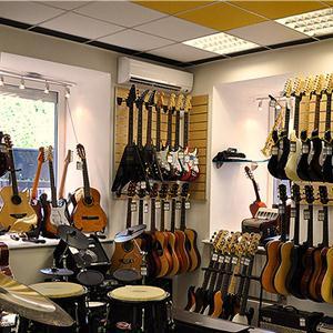 Музыкальные магазины Суздаля