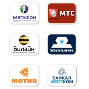Операторы сотовой связи Суздаля