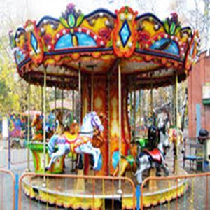 Парки культуры и отдыха Суздаля