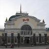 Железнодорожные вокзалы в Суздале