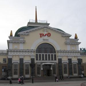 Железнодорожные вокзалы Суздаля
